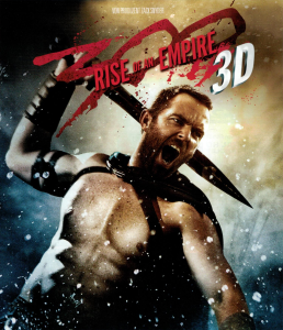 Blue-Ray Cover 300 - Rise of an Empire 3D