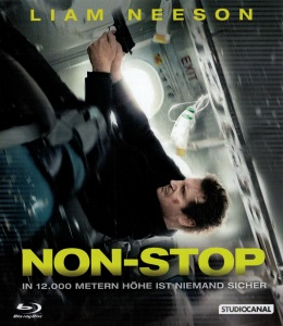Blue-Ray Cover Non-Stop