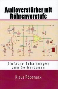 Buchcover Audioverstärker mit Röhrenvorstufe