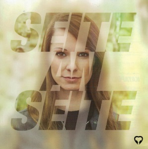 CD-Cover Christina Stürmer - Seite an Seite