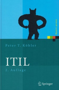 Buch-Cover ITIL (2. Auflage)