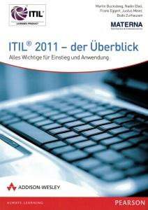 Buch-Cover ITIL 2011 - der Überblick