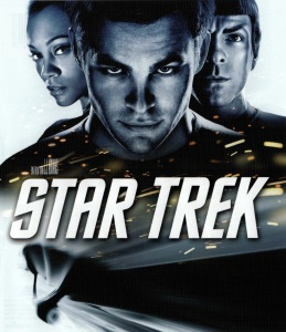 Blue-Ray Cover Star-Trek (2009)