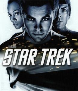 Blue-Ray Cover Star-Trek (2009)