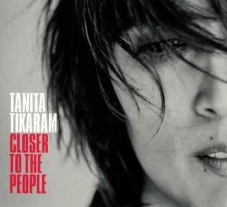 CD-Cover: Tanita Tikaram - Closer to the People