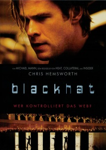 DVD-Cover: Blackhat