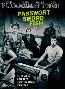 Password Swordfish DVD-Cover