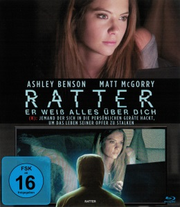 Blue-Ray Cover: Ratter - er weiß alles über dich
