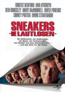 DVD Cover: Sneakers - die Lautlosen