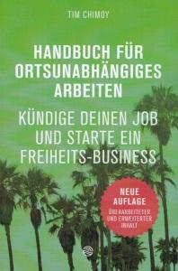 Titelseite: Handbuch für ortsunabhängiges Arbeiten