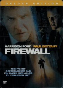 DVD-Cover: Firewall (Film von 2006)