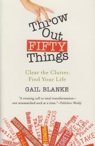 Cover: Throw out fifty things