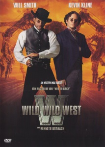 DVD-Cover Wild Wild West