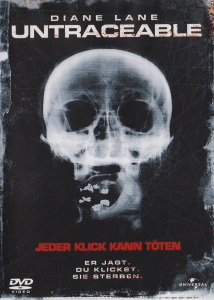 Untraceable DVD-Cover