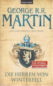 Buchtitel: George R. R. Martin - Das Lied von Eis und Feuer - Die Herren von Winterfell