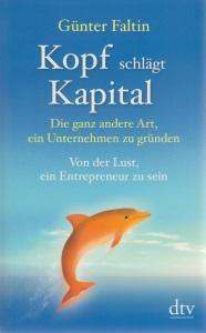 Buchtitel: Günter Faltin - Kopf schlägt Kapital