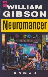 Buchcover Neuromancer von William Gibson