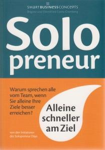 Buchtitel: Brigitte und Ehrenfried Conta Gromberg - Solopreneur