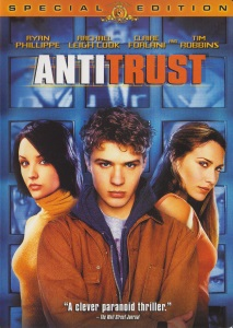 DVD-Cover Antitrust (deutsch: Startup)