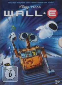 DVD Cover: Wall-E