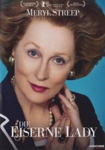 DVD-Cover: Die eiserne Lady