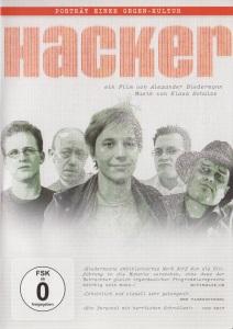 DVD-Cover: Hacker - Porträt einer Gegenkultur