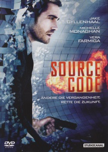 DVD-Cover: Source Code