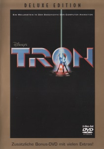 DVD-Cover TRON