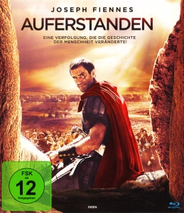 Blue-Ray Cover: Auferstanden