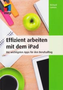 Buchcover: Effizient arbeiten mit dem iPad