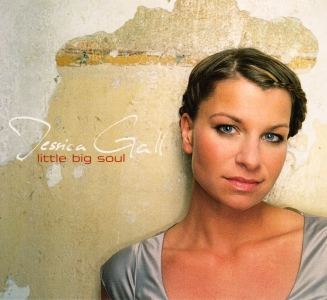 CD-Cover: Jessica Gall - Little big soul