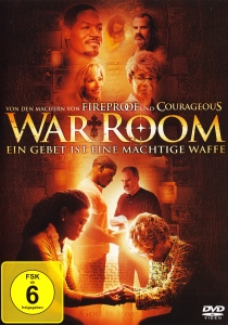 DVD-Cover: War Room