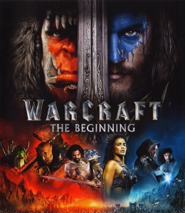 Blue-Ray Cover: Warcraft - the beginning
