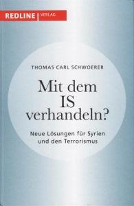 Buchcover: Mit dem IS verhandeln?