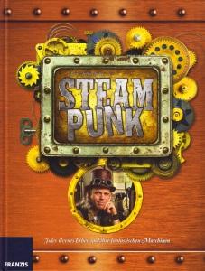 Buchtitel: Steampunk
