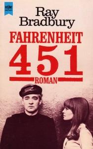Buchtitel: Ray Bradbury - Fahrenheit 451