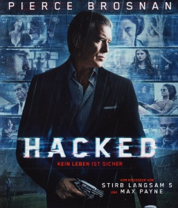 Blue-Ray Cover: Hacked