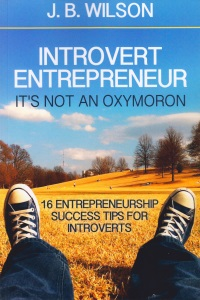 Cover: Introvert Entrepreneur