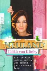 Buchtitel: Ildikó von Kürthy - Neuland