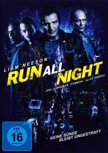 DVD-Cover: Run all Night