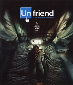 Blue-Ray Cover: Unfriend