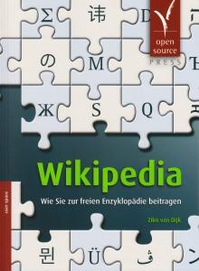 Buchtitel: Wikipedia - Wie Sie zur freien Enzyklopädie beitragen