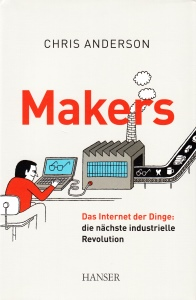 Buchtitel: Makers - Das Internet der Dinge