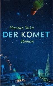 Buchtitel: Hannes Stein - der Komet