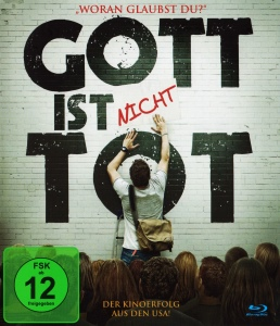 DVD-Cover: Gott ist nicht tot