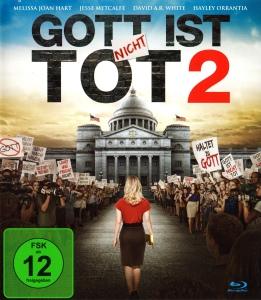 DVD-Cover: Gott ist nicht tot 2