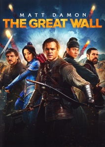 DVD-Cover: The great wall