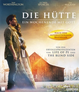 Blue-Ray Cover: Die Hütte