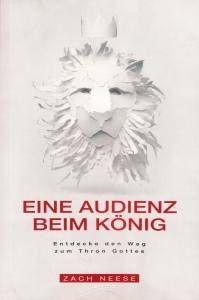 Buchtitel: Eine Audienz beim König