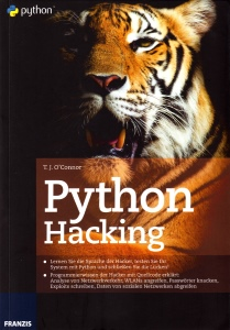Buchtitel: Python Hacking